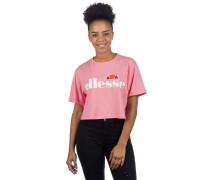 Alberta Crop T-Shirt soft pink