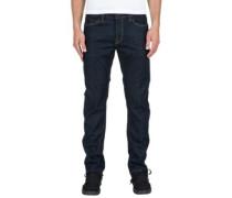 Solver Form Jeans sgene blue rinse