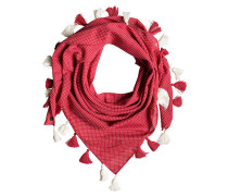 Look At The Stars Scarf american beauty polkadot