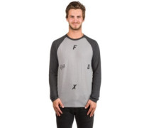 Conjoin Raglan T-Shirt LS heather dark gray