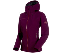 Convey Tour Hs Hooded Outdoor Jacket grape
