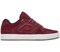 Reynolds G6 Skate Shoes maroon