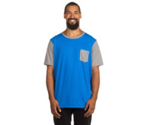 50/50 Solid Pocket T-Shirt ozone lt heather