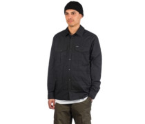 Larkin Quilted Jacket black