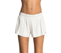 Sandy Days Shorts white