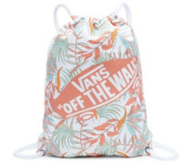 Benched Novelty Backpack white california floral
