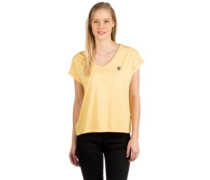 Owlet Pacht T-Shirt yellow