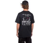 Crowd Control T-Shirt black