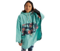 Hazlett Packable Poncho Jacket aurady