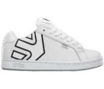Fader Skate Shoes silver