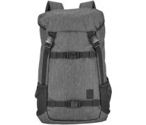 Landlock Se II Backpack charcoal heather