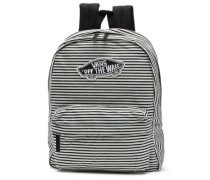 Realm Backpack marshmallow shine on stri