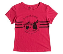Taffy Crab Mountain Rider T-Shirt persian red
