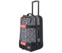 Black Sand Transit Travelbag black