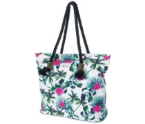 Fresno Beach Bag white