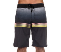 "Fifty50 X 19"" Boardshorts neon"
