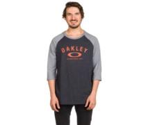 50-Classic Raglan T-Shirt LS blackout lt htr