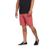 Frickin Snt Slub 20'' Shorts burgundy