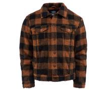 Cawood Jacket brown duck