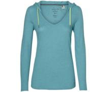 MarT-Shirt LS aqua
