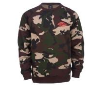 Briggsville Sweater camouflage
