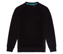 Spring Crew Sweater black out