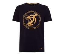 Herkey T-Shirt ink blue