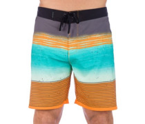 Phantom Overspray 18'' Boardshorts orange peel