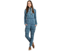 Bircher Muschi V Overall light blue melange