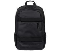 Clocked Backpack black