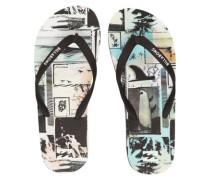 Tides Frame Sandals matcha