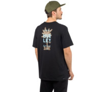 Dri-Fit Wavy Palm T-Shirt black