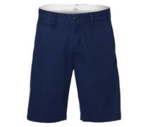 Friday Night Chino Shorts ink blue
