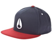Simon Snap Back Cap red