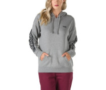 Wall Tangle Hoodie gray heather