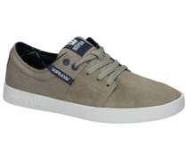 Stacks II Skate Shoes white