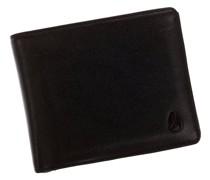 Satellite Big Bill ID Coin Wallet all black