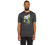 Slasher Fill T-Shirt heather black