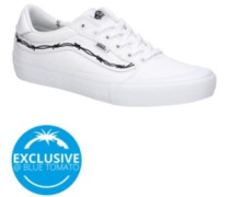 X Sketchy Tank Style 112 Pro Skate Shoes reflective