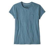 Mainstay T-Shirt pigeon blue