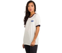 Tisa Oval T-Shirt wax blue