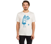 Plateau T-Shirt bone white