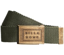 Sergeant Belt dark military