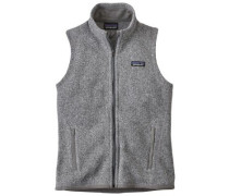 Better Sweater Fleece Vest birch white