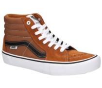 Sk8-HI Pro Skate Shoes white