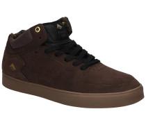 The HSU G6 Skate Shoes dark brown