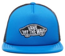 Classic Patch Trucker Cap Youth victoria blue