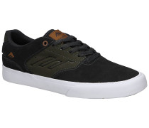 The Reynolds Low Vulc Skate Shoes green