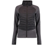 X-Kinetic Full Zip Fleece Jacket black out