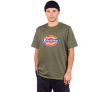 Horseshoe T-Shirt dark olive
